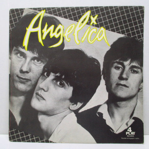 "FAVOURITES, THE - Angelica / Cold (UK Orig.7"")"