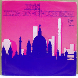 "XTC - Towers Of London (Dutch Orig.7"")"