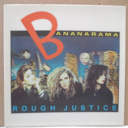 "BANANARAMA - Rough Justice (UK Orig.7""+3-D PS)"