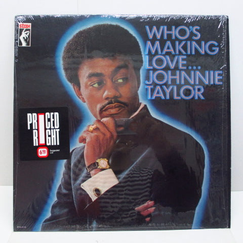 JOHNNIE TAYLOR - Who's Making Love (US '78 Reissue)