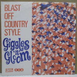 "BLAST OFF COUNTRY STYLE - Giggles 'n' Gloom (US Orig.7"")"