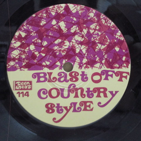 "BLAST OFF COUNTRY STYLE-Giggles 'n' Gloom (US Orig.7 "")"