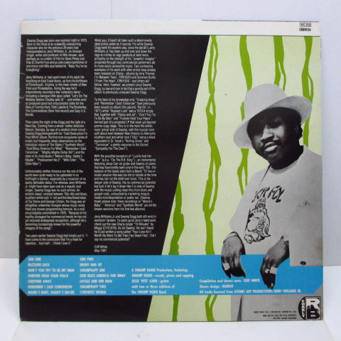 SWAMP DOGG - the World And Classified 1A (UK Orig.)