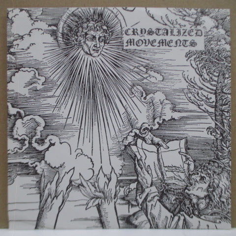 "CRYSTALIZED  MOVEMENTS, THE - Blown Over (US 500 Ltd.7"")"