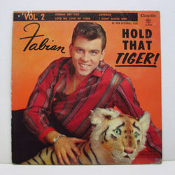 FABIAN - Hold That Tiger! Vol.2 (US Orig.EP)