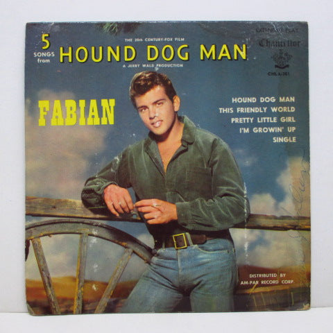 FABIAN - Hound Dog Man (US Orig.EP)