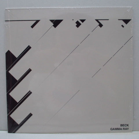 "BECK - Gamma Ray  (UK Ltd.White Vinyl 7"" )"