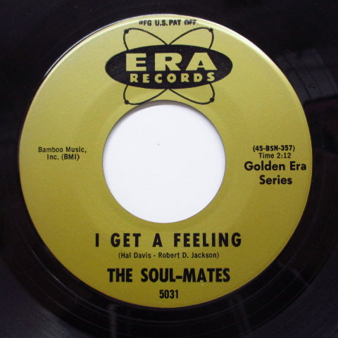 SOUL-MATES (BONNIE & CLYDE) - I Want A Boyfriend (Girlfriend) (Reissue)