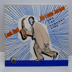 LOUIS JORDAN - Look Out ! ...It's Louis Joedan (UK Orig.LP)