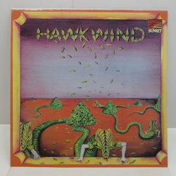 HAWKWIND - Hawkwind (1st) (UK:70's Re)