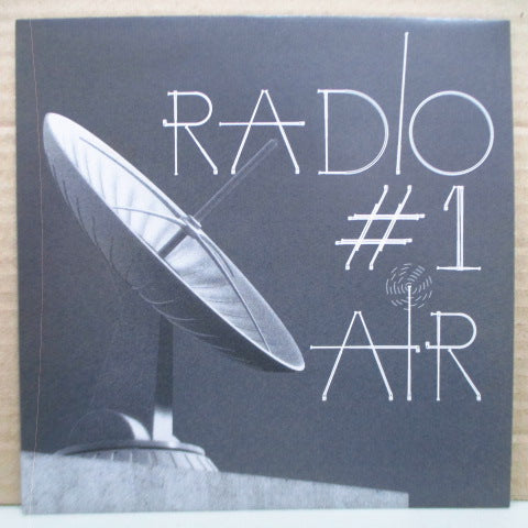 "AIR - Radio #1 (UK/France Ltd.7"")"
