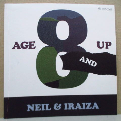 "NEIL & IRAIZA (ニール & イライザ)  - Age 8 And Up (Japan Orig.7"")"