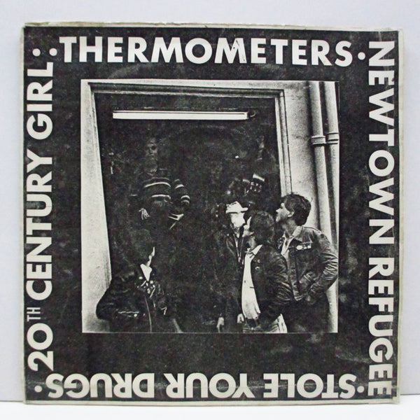 "THERMOMETERS (サーモメーターズ)  - 20th Century Girl (UK Orig.7"")"