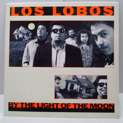 LOS LOBOS - By The Light Of The Moon (UK Orig.LP)
