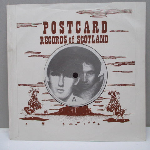 "GO-BETWEENS, THE - I Need Two Heads (UK Orig.7"")"