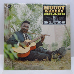 MUDDY WATERS - Muddy, Brass & The Blues (US Orig.Mono)
