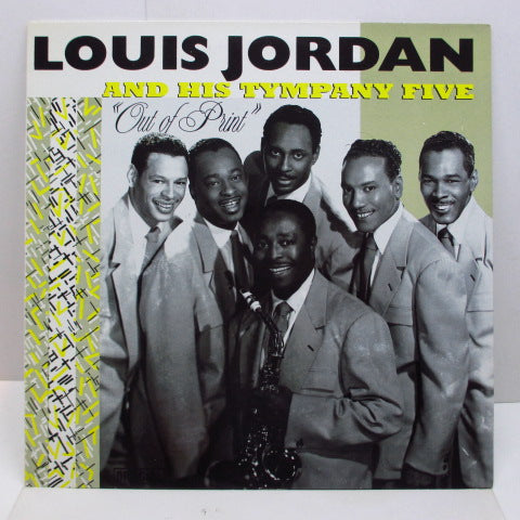 LOUIS JORDAN - Out Of Print (Denmark Orig.LP)