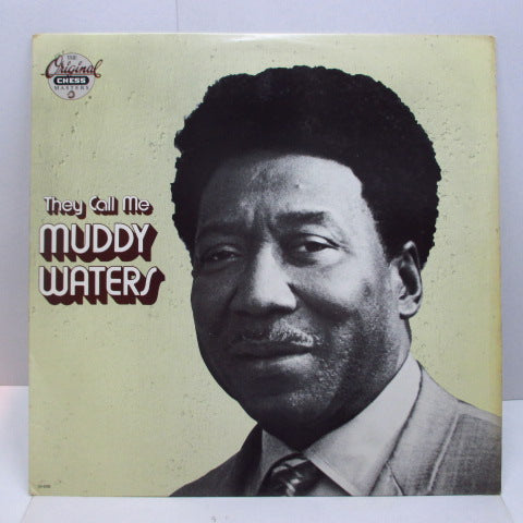 MUDDY WATERS - They Call Me Muddy Waters (US Reissue)