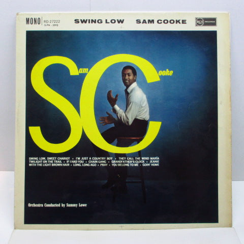 SAM COOKE - Swing Low (UK Orig.Mono)