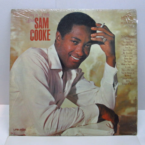 SAM COOKE - Try A Little Love (US Orig.Mono)