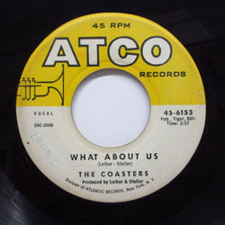 COASTERS - What About Us (Orig)