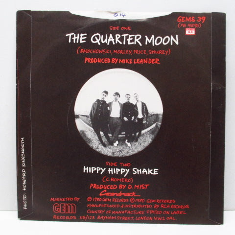 "V.I.P.'s, THE - The Quarter Moon (UK Orig.7"")"