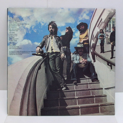 BYRDS - Untitled (UK Orig.2xLP)