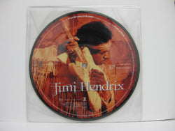 "JIMI HENDRIX - Star Spangled Banner / Purple Haze (US Promo Only Picture 7"")"