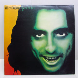 ALICE COOPER - Goes To Hell (UK Orig)