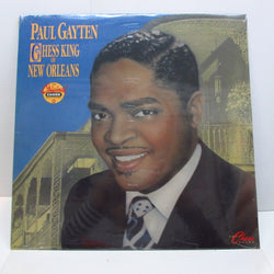 PAUL GAYTEN - Chess King Of New Orleans (US Orig./Seald)