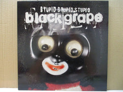 BLACK GRAPE (ブラック・グレープ)  - Stupis Stupid Stupid (UK Orig.LP)