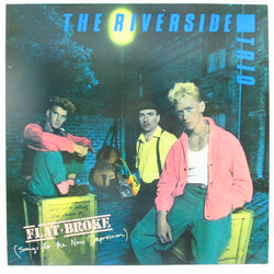 RIVERSIDE TRIO - Flat Broke (UK Orig.LP)