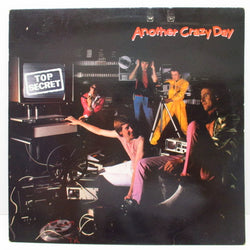 TOP SECRET - Another Crazy Day (UK Orig.LP)