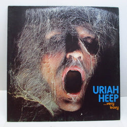 URIAH HEEP - ...Very 'Eavy...Very 'Umble (UK 70's Reissue)