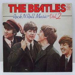 BEATLES - Rock 'N' Roll Music Vol.2 (UK MFP Oval Logo LP/No Barcode)