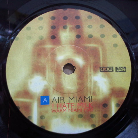 "AIR MIAMI-Fuck You, Tiger (UK Orig.7 "")"