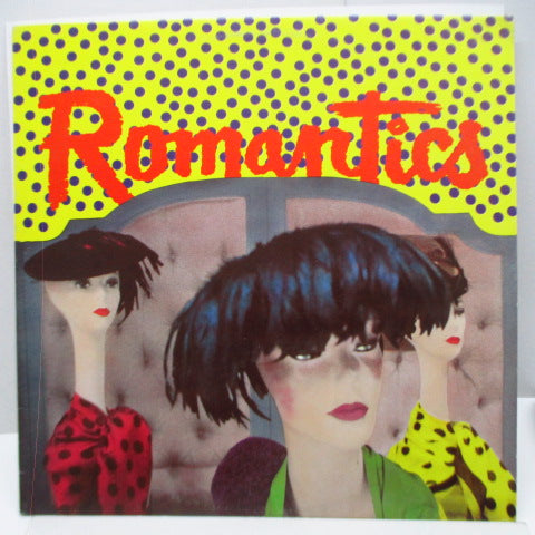 "ROMANTICS, THE (ロマンティックス)  - Tell It To Carrie (Canada Orig.12"")"