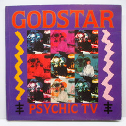 "PSYCHIC TV - Godstar (UK Orig.2x7"")"