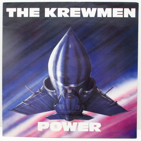 KREWMEN - Power (UK Orig.LP)