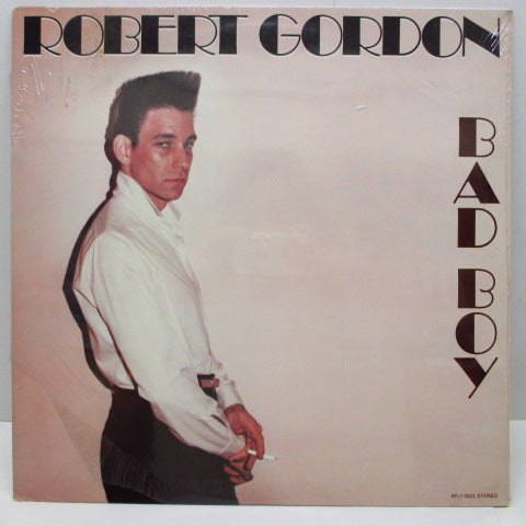 ROBERT GORDON - Bad Boy (US Orig.LP)