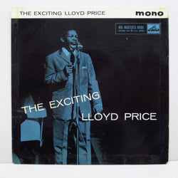 LLOYD PRICE - The Exciting Lloyd Price (UK Orig.EP)