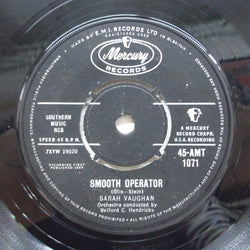 SARAH VAUGHAN  - Smooth Operator (UK Orig)