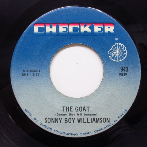 SONNY BOY WILLIAMSON - The Goat (60's Reissue)