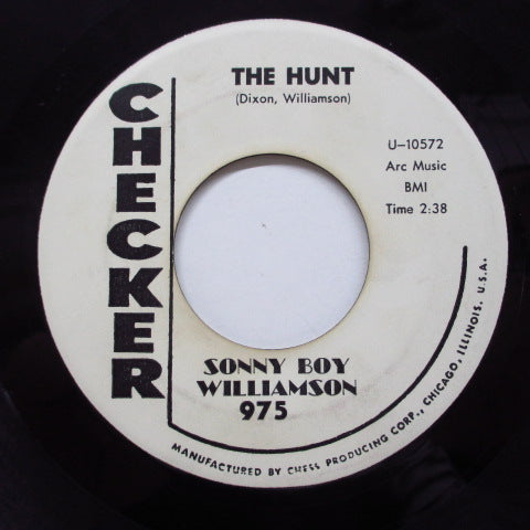 SONNY BOY WILLIAMSON - Stop Right Now (Promo)