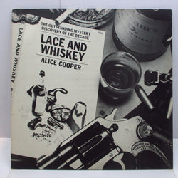 ALICE COOPER - Lace And Whiskey (UK Orig.LP)