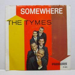 "TYMES - Somewhere (US Orig.7""+PS)"
