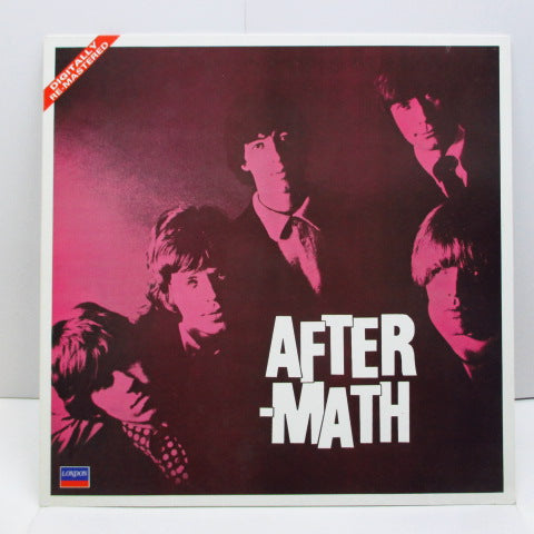 ROLLING STONES - Aftermath (UK London Digital Remaster RE Stereo/Barcode)