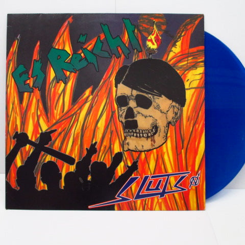 SLUTS'N - Es Reicht (German Ltd.Blue Vinyl LP)
