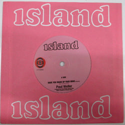 "PAUL WELLER - Have You Made Up Your Mind (UK Orig.7""/Island 1773993)"