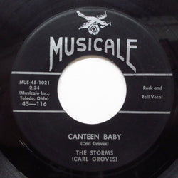 STORMS (CARL GROVES) - Canteen Baby (Orig)